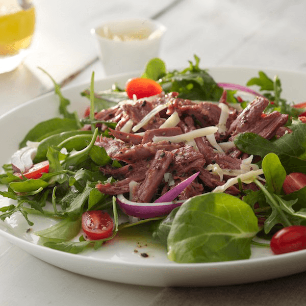 Pastrami salad